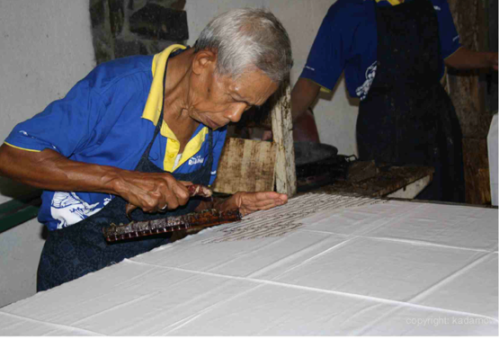 Indonesia Batik Factory