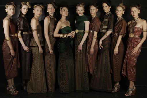 Indonesia batik-Priyo Oktaviano