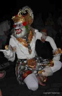 Indonesia-monkey-bali-dance