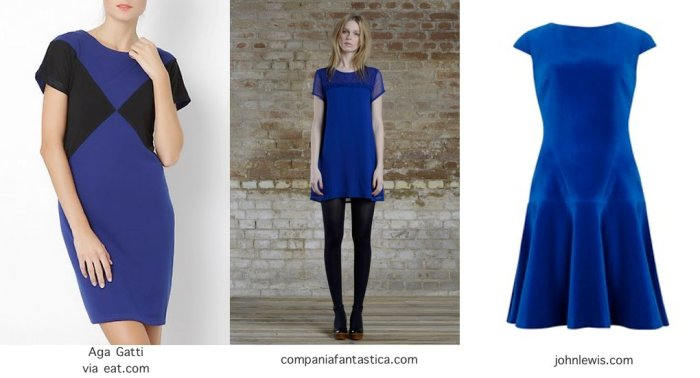 Azul klein-vestidos