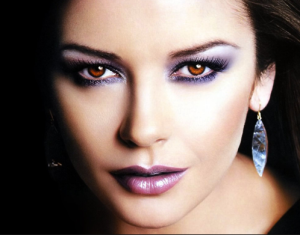 Cejas Catherine Zeta Jones