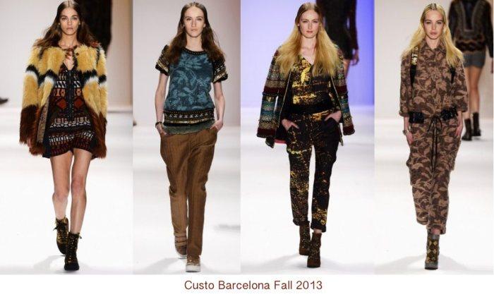Custo Barcelona-Fall13-mix