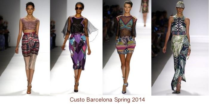 Custo BCN_Spring14-mix