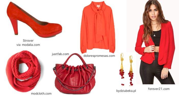 Moda-rojo