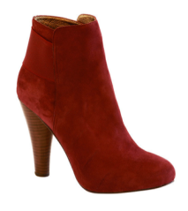 TALAN SUEDE ELASTIC BAND BOOTIE