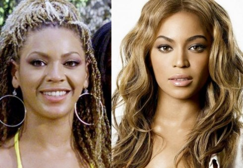 Celebs-antesdespues-Beyonce