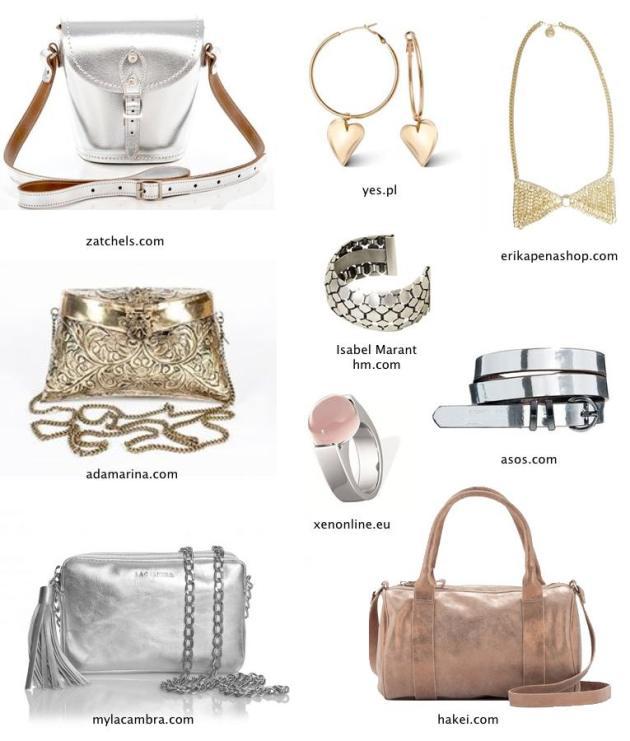 Colores metalicos-accesorios