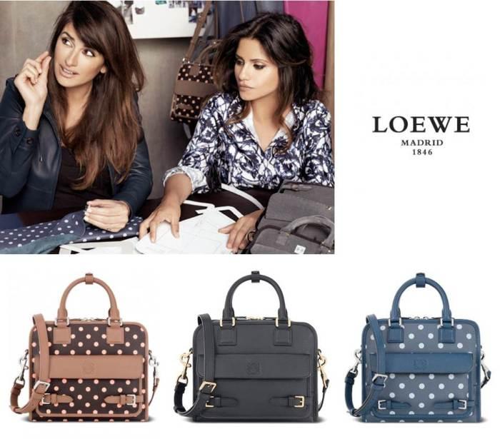 Cruz Sisters - Loewe - bolsos
