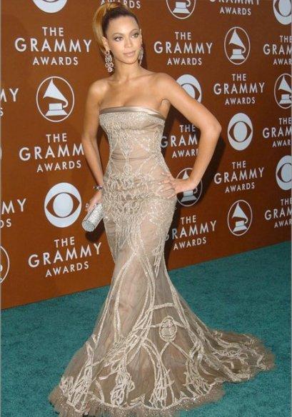 Beyonce Grammy 2006
