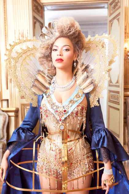 Beyonce The Mrs. Carter Show World Tour