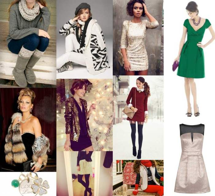 Christmas Outfit-inspiraciones