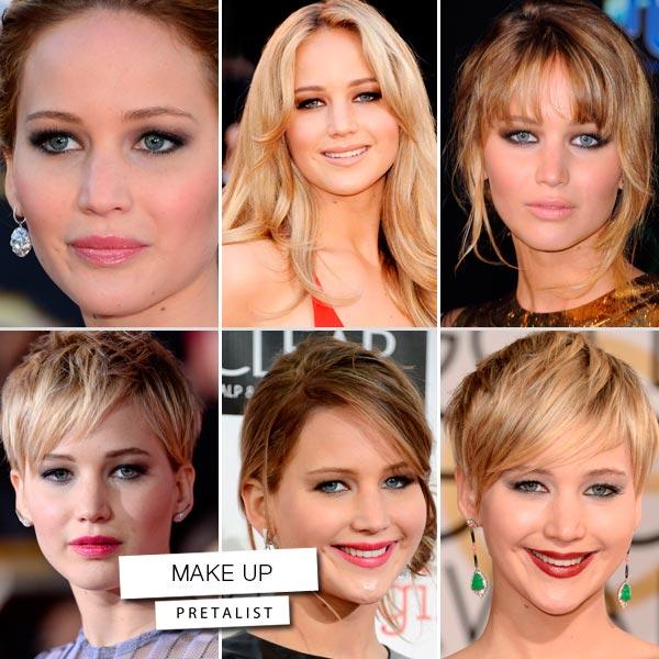 Jennifer Lawrence MAKE-UP