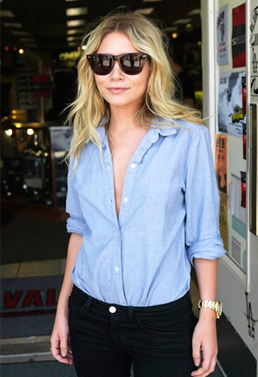 Denim Ashley Olsen