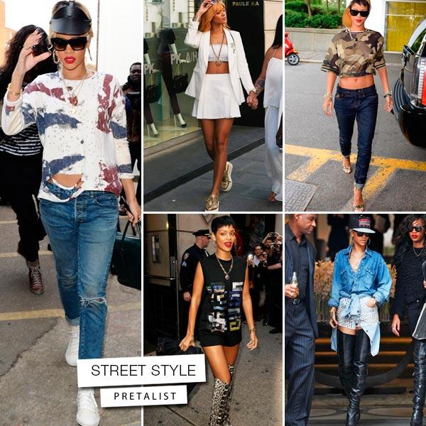 Rihanna-STREET-STYLE