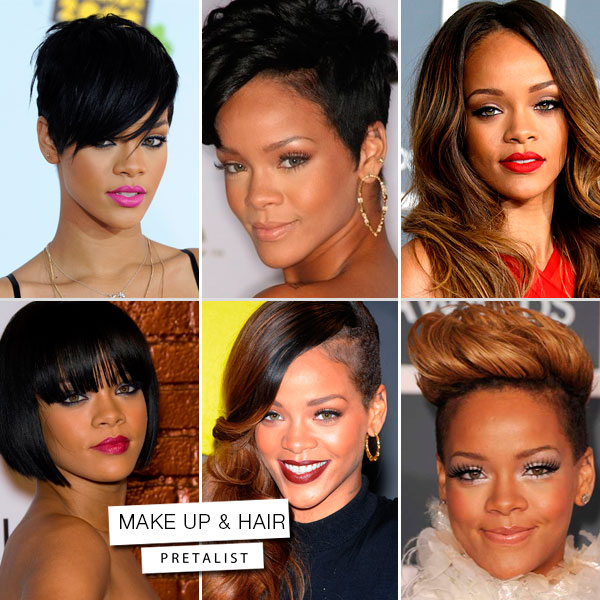 Rihanna-MAKE-UP