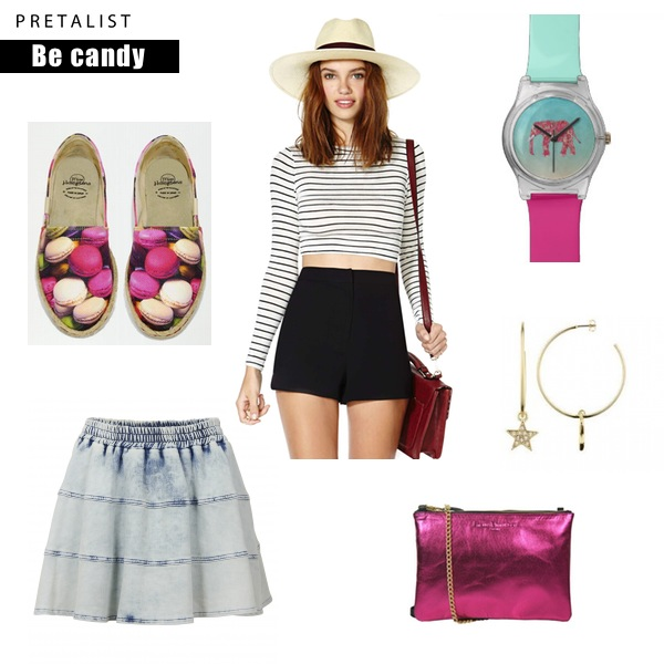 Look-be candy