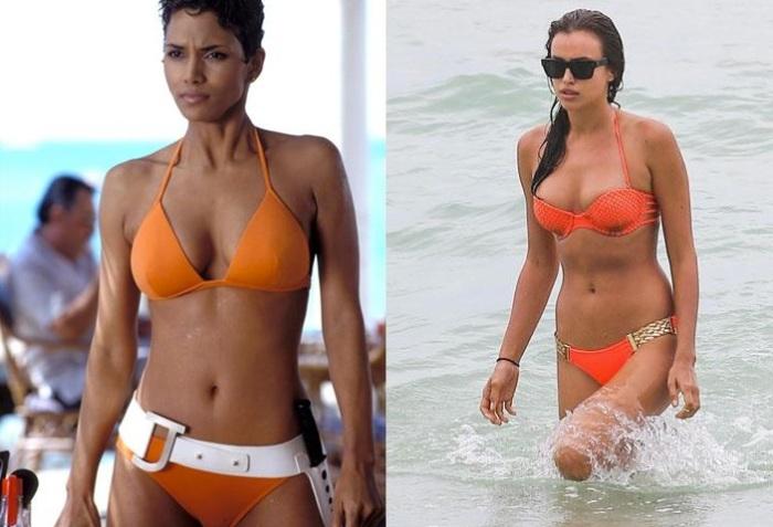 Bikini James Bond Hally Berry