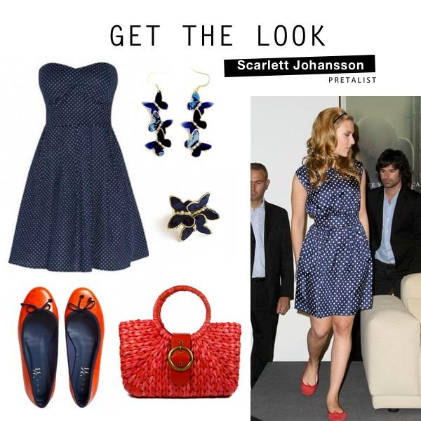 Get the look - Scarlett Johansson (1)